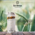 Alevation Rozsos Pale Ale